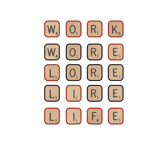 Work/Life — A Merger