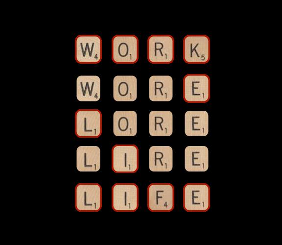 Work/Life — A Merger