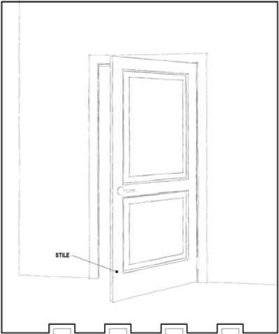 stile-door