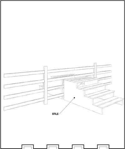 stile-fence