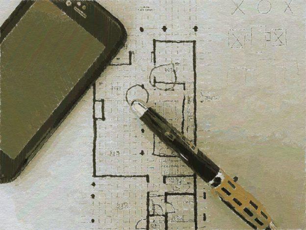 Talk, Write, Draw — A Com Hat Trick