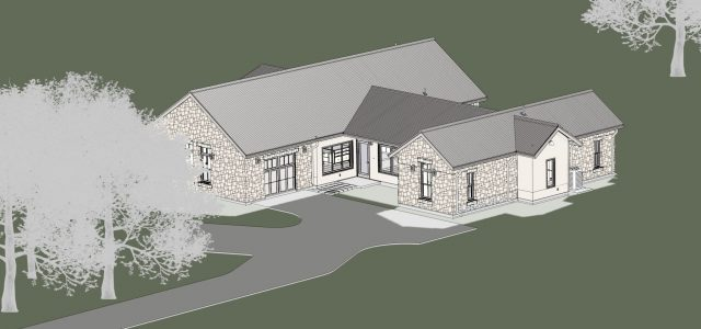 FEATURED PROJECT — NEW-OLD HOUSE