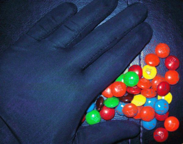 Architecture and m&ms — We Go Together