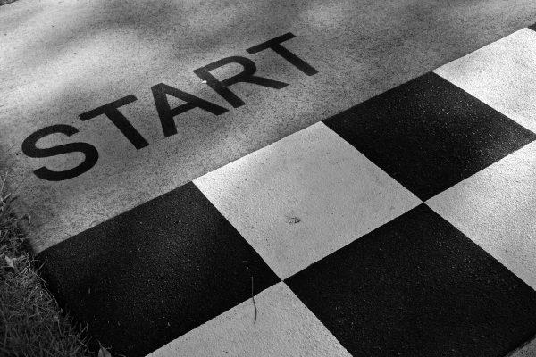 On Your Mark, Get Set — Start a Design!